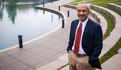Anantha Shekhar, IU School of Medicine, Indiana CTSI