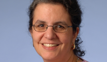 Linda A. DiMeglio, M.D., M.P.H., professor of pediatrics at the IU School of Medicine