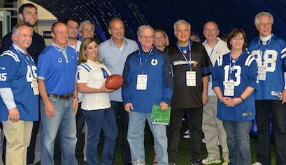 Chuckstrong Tailgate Gala sets record with nearly $1.2 million for cancer research