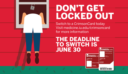 Get your CrimsonCard by June 30